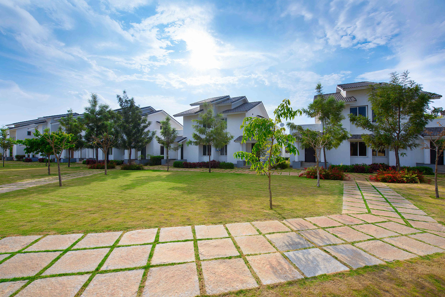 Villas and Row-homes – Why We Love Them